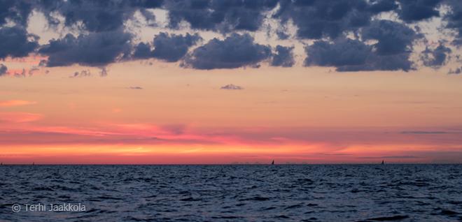 auringonnousu Kuva: Terhi Jaakkola