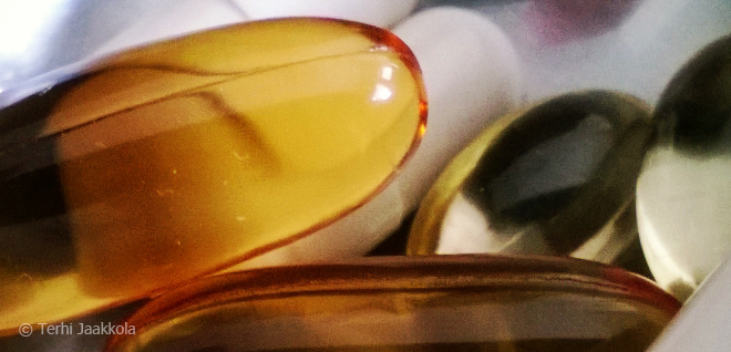 vitamiinikapseli Kuva TerhiJ aakkola