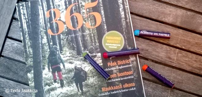partioaitta 365 -lehti Kuva: Terhi Jaakkola