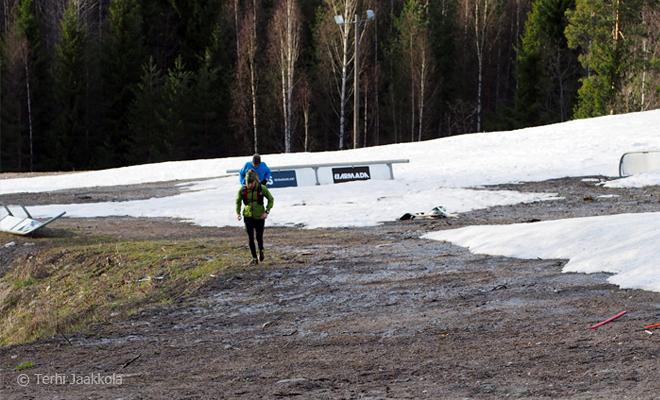 Mäkijuoksija 1 Kuva: Terhi Jaakkola