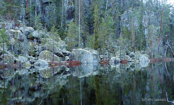 Vuori-Kalajalampi Kuva: Terhi Jaakkola